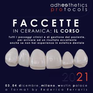 Adhesthetics ProtocolsCOPERTINA 2021_faccette in ceramica c.001